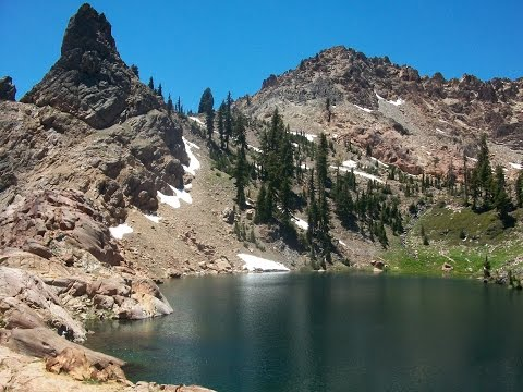 Trinity Alps: Lake Anna & the Four Lakes Loop