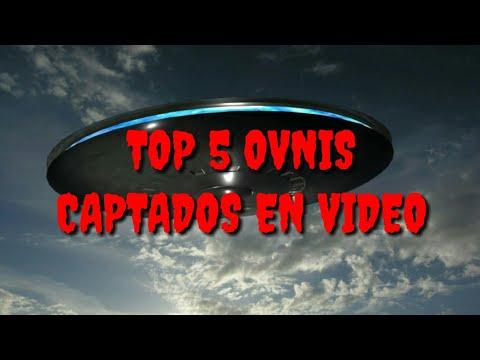 TOP 5 OVNIS CAPTADOS EN CÁMARA EN LA DEEP WEB