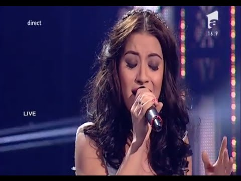 """Nicoleta Nucă feat. Florin Ristei -  """"One Sweet Day"""" (Mariah Carey feat. Boyz II Men)"""