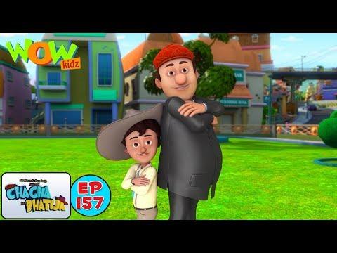 Funtooshnagar ka hero - Chacha Bhatija - 3D Animation Cartoon for Kids - As seen on Hungama