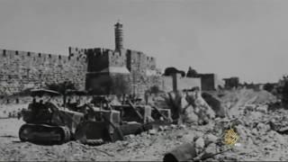 القدس- الاستيطان يهدد أحياء القدس القديمة