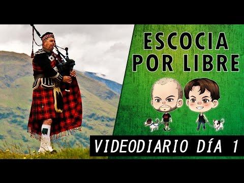 Escocia por libre, día 1: de Gran Canaria a Edimburgo