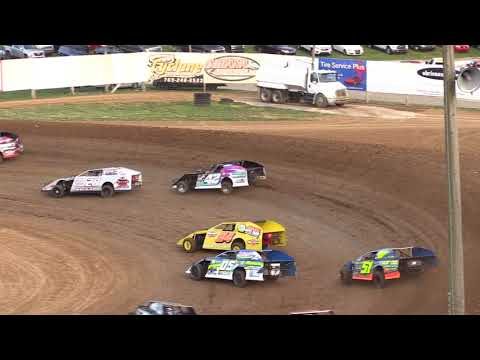 5 19 18 Modified Heat #1 Lincoln Park Speedway
