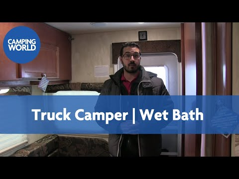 Creative 2017 Wolf Creek 850 RV Review  Truck Camper  Early