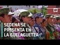 Sedena realiza flashmob en la Guelaguetza, Oaxaca - Despierta con Loret