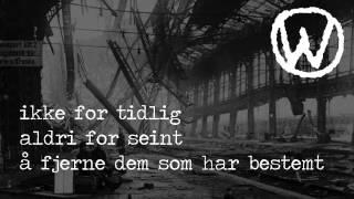 Wannskrækk - Aldri For Seint
