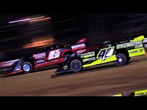 5-11-19 Late Model Feature Merritt Speedway