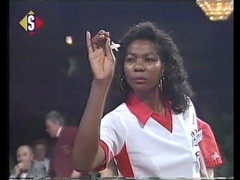 Rhian Speed vs Deta Hedman 1990 Winmau World Masters Women's Final