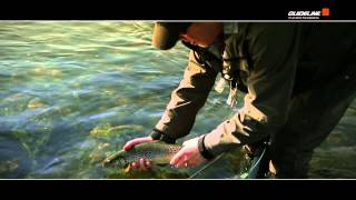 Guideline Fario Fly Rod in Action