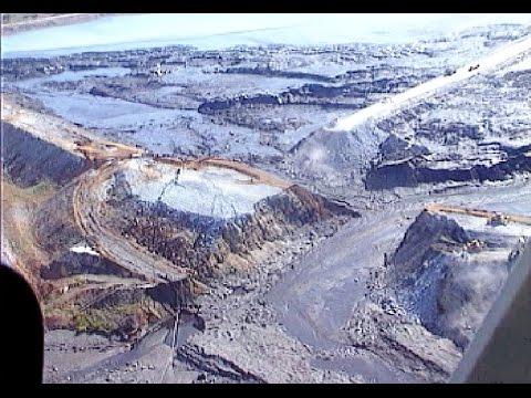Río de muerte: catástrofe ecológica por la rotura de la presa de Aznalcóllar (1998)