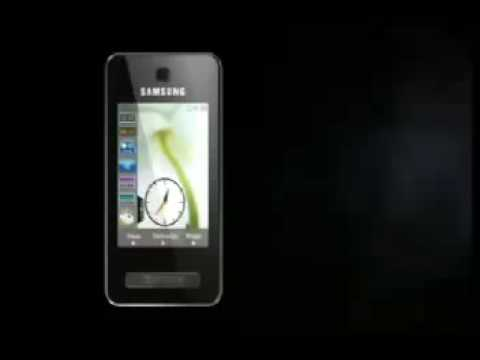 Samsung SGH-F480 - Spot 2