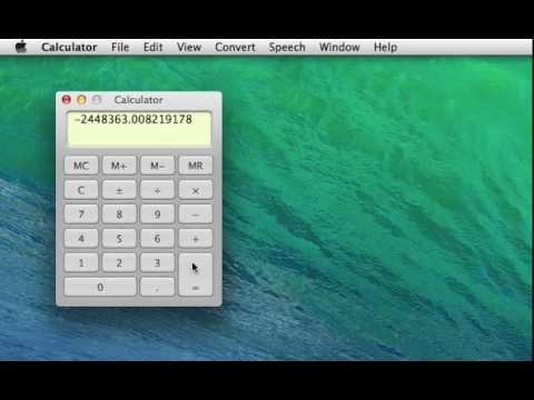 Desktop Calculator App For Mac