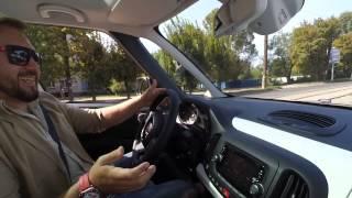 тест-драйв Fiat 500 L ...прикольная машинка ...12.09.2015