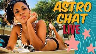 ASTRO CHAT LIVE || Full Astrology & Energy Reading || Dec 9th- 15th, 2019 thumbnail