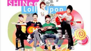 [full song] SHINee version - lollipop + mp3 DL link