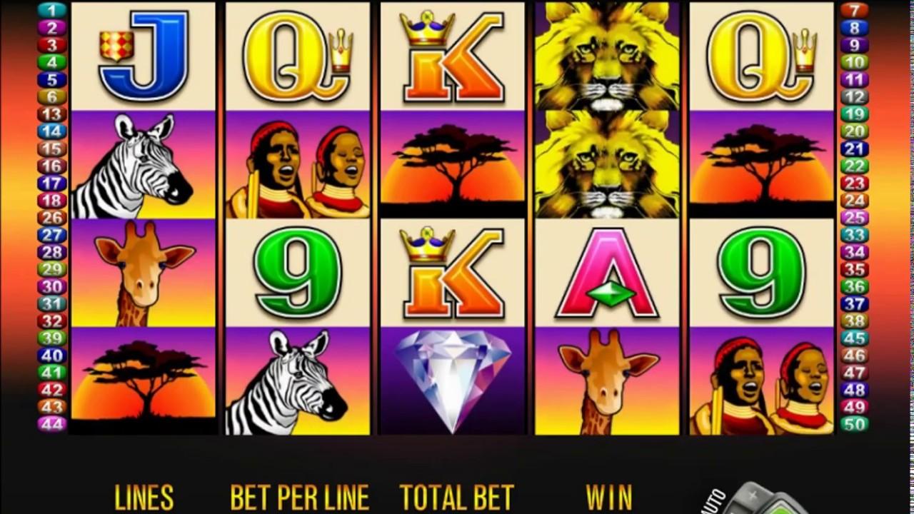 50 lions slot free online