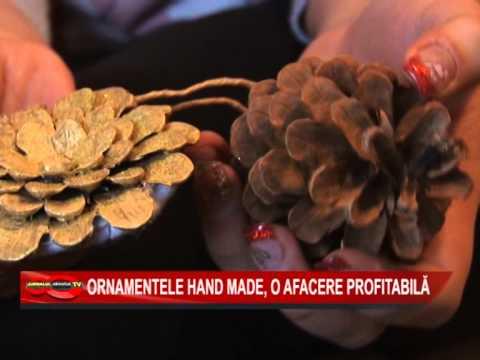 03 ORNAMENTE HAND MADE, O AFACERE PROFITABILA