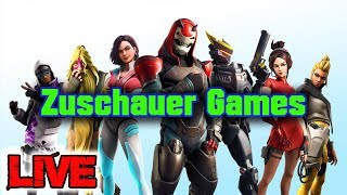 🔴 LIVE - FORTNITE | Spectators can play along! CreAtoR Code: Fuchxx