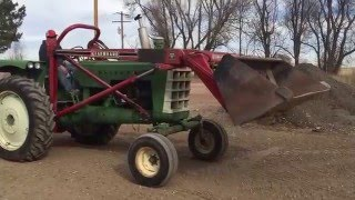 Oliver 1800 2WD Tractor Selling Unreserved on March 23rd, 2016 on www.bigiron.com