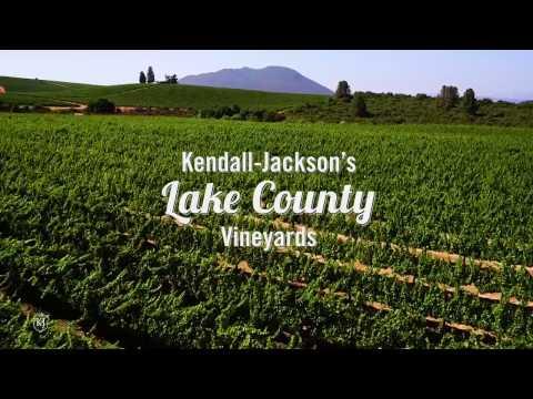Kendall-Jackson's Lake County Vineyards