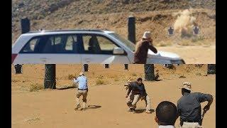 ذكريات دورة حماية الشخصيات في شركة قريفن سيكيورتي  -2011Griffin Security