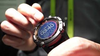 Matrix Powerwatch 2 energy harvesting smart watch
