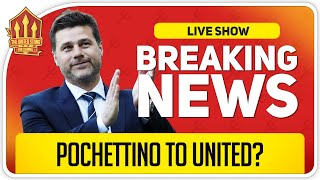 Pochettino Sacked! Get Poch In? Man Utd News Now