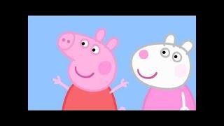 Peppa Pig en Español Episodios completos 🎈Parque de diversiones | Pepa la cerdita