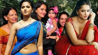 Baahubali 2 Actress Anushka Shetty Family HD Photos With Parents & Brothers