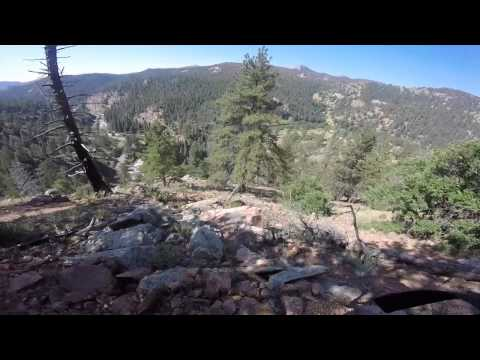 Derrick's Mountain Bike Trail Rides - Reynolds Park Colorado