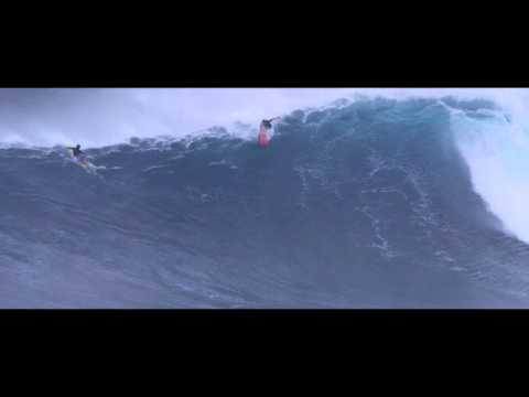 Worst Wipeout - Dege O'Connell - Jaws, Hawaii