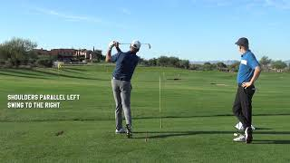 Fix Your Alignment To Fix Your Golf Swing, Mike Malaska, Pga