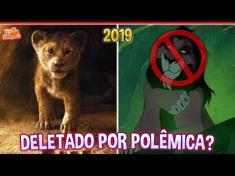 MÚSICA DELETADA de Rei Leão 2019 POR POLÊMICA! MAIS INFORMAÇÕES do FILME!