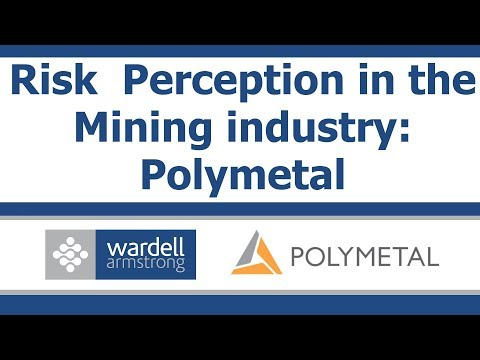 Risk in the Mining industry with CEO of Polymetal,Vitaly Nesis