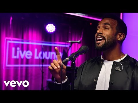 Craig David - When The Bassline Drops In The Live Lounge