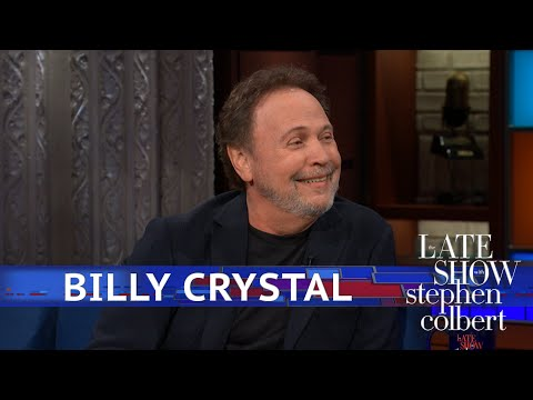 Billy Crystal Remembers A Phone Call From Johnny Carson