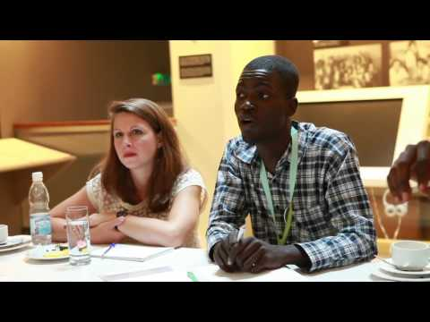 "World Heritage Young Professional Forum (2017) "" Memory: Lost and Recovered Heritage"""