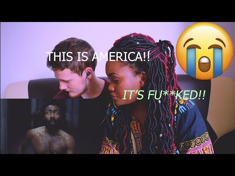 British Couple Reacts to Childish Gambino - This Is America (Official Video)