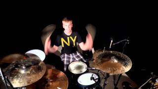 Shinedown - Bully - Drum Cover - Brooks