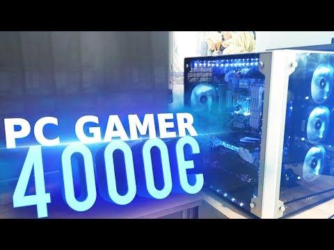 MI SUPER PC GAMER DE 4000€ !!
