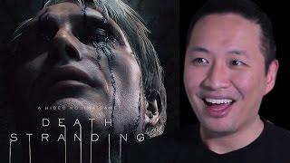 Repeat youtube video Death Stranding Game Awards 2016 Trailer Reaction and Review