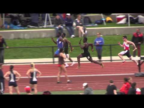 Rutgers University-Newark Track and Field 2014 ECAC Championship
