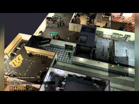 Lost Sector Online: Alpha-Gameplay des rundenbasierten Taktik-MMO auf Steam Greenlight |