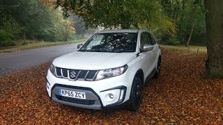 Suzuki Vitara S Review - Car Obsession
