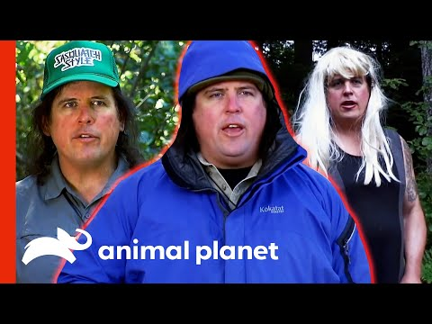 Bobo's Proves Why He Is A Top Sasquatch Investigator | Finding Bigfoot