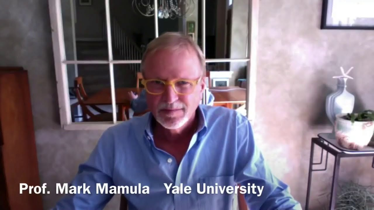 A Lecture: EGFR-Peptide Vaccine  -  Prof. Mark Mamula, Yale University School of Medicine