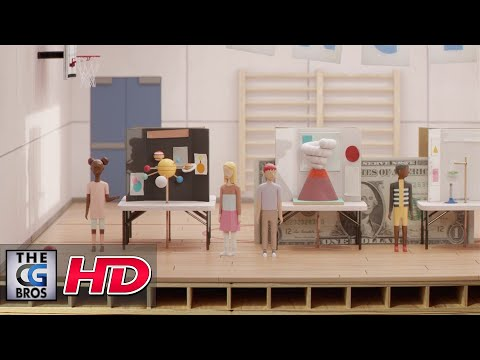 CGI 3D Animated Spot: