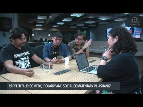 Rappler Talk: Comedy, idolatry, and social commentary in 'Asuang'