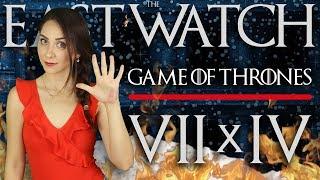 Game of thrones 7.sezon 5.bölüm İncelemesi ve 6.bölüm fragman teorisi eastwatch