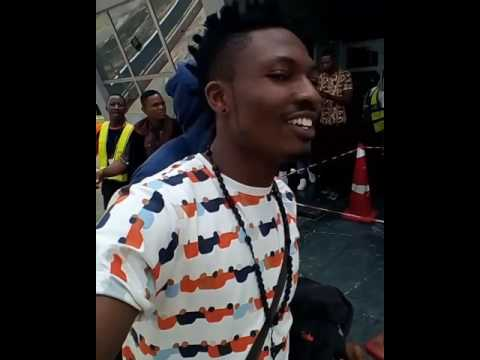 Efe Money flies on a Private Jet to Jos